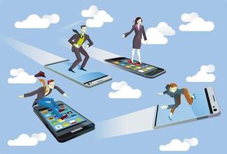 移动交友市场细分化 交友软件开发类型有安歇