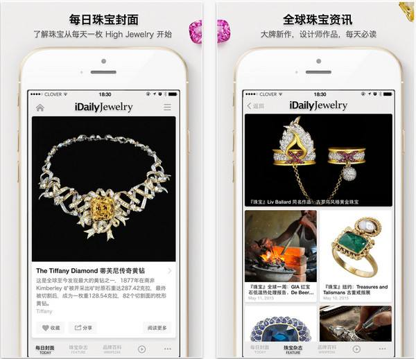 珠宝app开发 不能错过的千亿市场