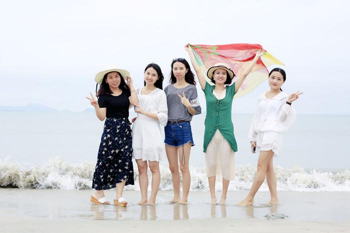 广州app公司与大海有场约会
