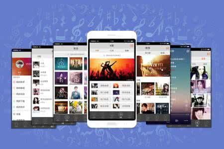 音乐软件开发可以阅读故事 开启新模式