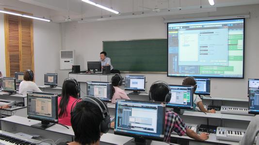 数字音乐教学互动教室软件开发方案
