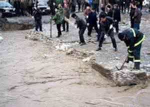 洪水预报警系统开发 趁早堵住洪峰