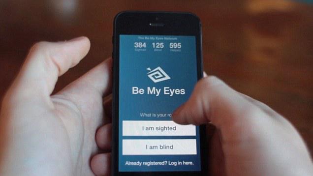视障者app开发 帮你读出全世界