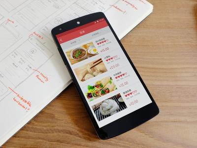 中餐app开发 异国的中国情