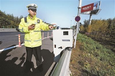 交通执法机器人app开发 节约警力资源