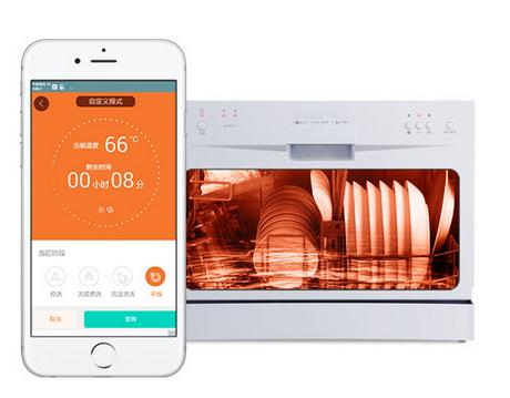智能洗碗机app开发大热原因分析