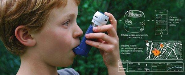 哮喘病管理APP开发 一手掌握病情