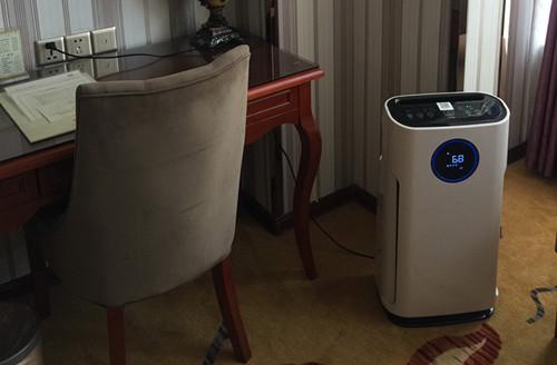 共享空气净化器APP开发改变了什么