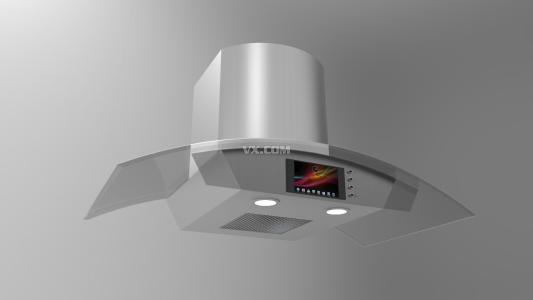 智能油烟机APP开发 厨房更干净