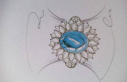 珠宝设计APP开发  搭建沟通桥梁