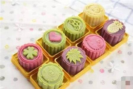 APP开发公司中秋DIY月饼活动放送