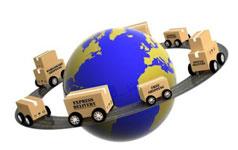 跨境物流APP开发利好因素分析