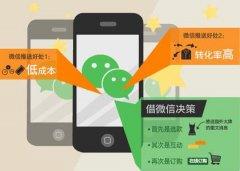 广州微信开发:微网站