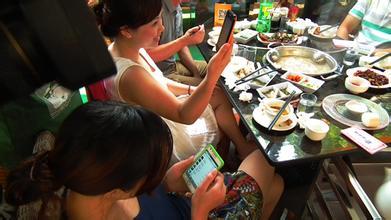 广州美食社交APP开发