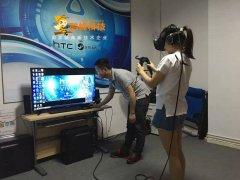 APP开发公司酷蜂科技员工VR体验之旅