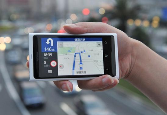 地图导航app高德地图案例分析