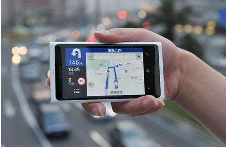 导航地图app百度地图案例分析