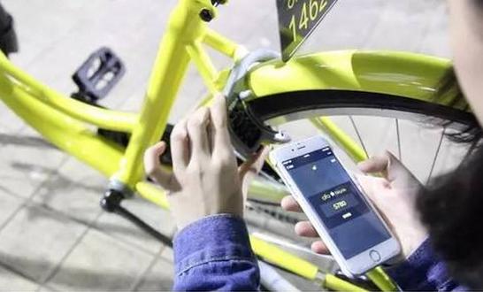 共享单车app为何会这么火