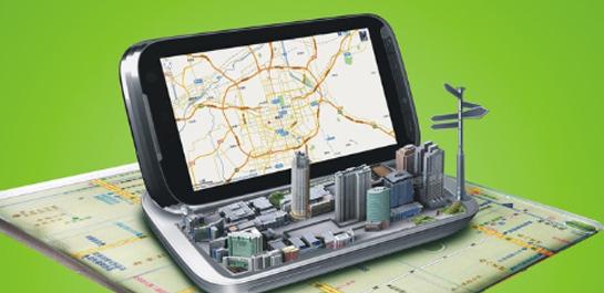 手机导航定位APP开发